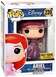 Funko Pop Dolls, Funko Pop Vinyl, Prince Eric, Animation Disney, Pop Figurine, Funk Pop, Funko Figures, Disney Princess Ariel, Toddler Girls