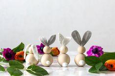[DIY] MES PETITS LAPINS DE PÂQUES D'INSPIRATION SCANDINAVE #diy #easter #pâques #bunny #scandinave #minimaliste Cordon En Cuir, Leanna, Eggs, Easter, Inspiration, Oui, Lifestyle, Blog, Cute Baby Bunnies