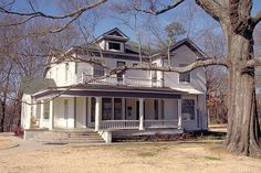 """Ernest Hemingway wrote parts of his classic novel """"A Farewell to Arms"""" at his studio in Piggot, Arkansas, his wife's hometown. Hemingway saved his manuscripts from a fire that broke out in his writing studio in 1932 by throwing them out of an upstairs window. The house is now a museum.....Arkansas Facts"""