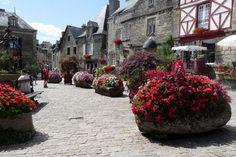 Ce charmant village du Morbihan est doté de nombreuses maisons en granit du XVIIe siècle. Amateurs de fleurs, ne manquez pas la mairie de la...