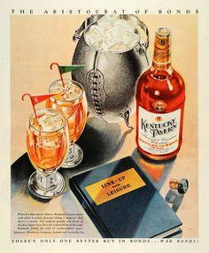 Kentucky Tavern, 1944 #bourbon #football #superbowl