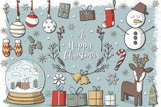 A Happy Christmas from DesignBundles.net