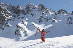 Guillem snowboard: snowboard
