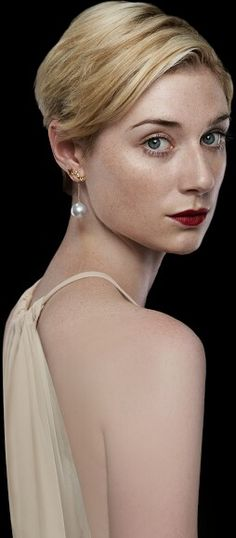 The beautiful Jed. Elizabeth Debicki, Hair Styles, Inspiration, Beautiful, Makeup, Biblical Inspiration, Make Up, Hair Looks, Hair Cuts