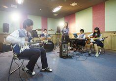 청심국제중고등학교 학생들의 다양한 동아리 활동