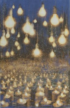 lithography by Frank Brunner Light Art, Light Study, Light Bulb, Painting Prints, Art Prints, Ap Studio Art, Nordic Art, Arts Ed, Graphic Design Art