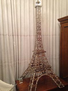 Tower, Kit, Tour Eiffel, Bridges, Buildings, Rook, Lathe, Building