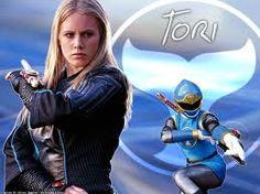 Tori from Power Rangers Ninja Storm!