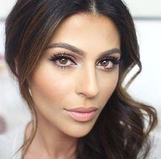 Image result for wedding makeup light olive skin tone