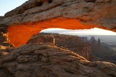 Canyonlands National Park, Utah | Mesa Arch