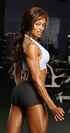 Alicia Marie - Female Fitness Models