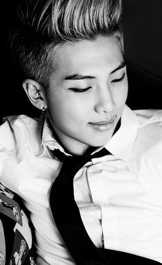Rap Monster <3 Kim NamJoon :*