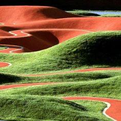 Landscape Architecture: Rainer Schmidt Landschaftsarchitekten  Location: BUGA garden show 2005 / Munich / Germany