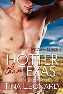 My Tangled Skeins Book Reviews: Virtual Book Tour: Hotter Than Texas by Tina Leonard