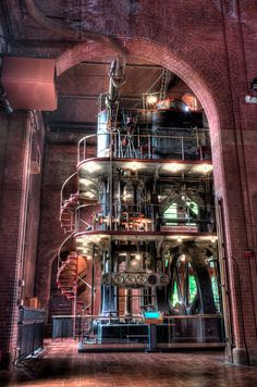 Metropolitan Waterworks Museum, Boston, Massachusetts                                                                                                                                                      More