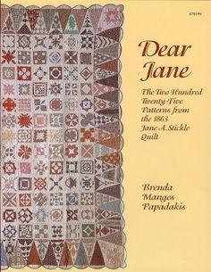 DEAR JANE - YOYO - Álbumes web de Picasa QUiLT PATTERN