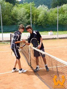 Ak túžiš ukázať, čo je v tebe, celé leto sa po dvorcoch prehánať a ak si fakt dobrý, tak aj víťaznú trofej nad hlavu dvíhať, neváhaj a zapíš sa na turnaj, ktorý môže zmeniť tvoju tenisovú kariéru! #Wachumba #Tennis https://www.wachumba.eu/detske-sportove-tabory/detsky-sportovy-tabor-tennis?pid=59