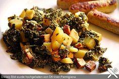 Grünkohl vegetarisch oder vegan, ein leckeres Rezept aus der Kategorie Schmoren. Bewertungen: 46. Durchschnitt: Ø 4,5.