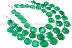 Green Onyx Faceted Coin 9.50 to 11 mm 18 cm Quality AAA 15 #greenonyx #greenonyxbeads #greenonyxbead #greenonyxcoin #coinbeads #beadswholesaler #semipreciousstone #gemstonebeads #gemrare #beadwork #beadstore #bead