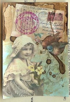 Renee's Unique Antique ATCs