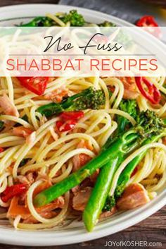 Do you want to make tasty, creative, wholesome food for Shabbat dinner without running out to buy fancy spices or ingredients you don't always have on hand? Here are a variety of sweet, savory and just delicious recipes with simple steps and simple ingredients.