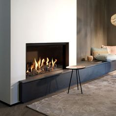 10 Magnificent Tips: Italian Marble Fireplace fireplace art ideas.Tv Over Fireplace Cable Box contemporary fireplace dreams.How To Open Fireplace. Farmhouse Fireplace, Fireplace Hearth, Home Fireplace, Living Room With Fireplace, Fireplace Design, Home Living Room, Living Room Designs, Fireplace Ideas, Fireplace Garland