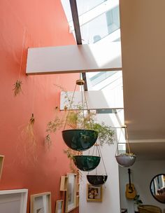 Hanging Planters, Furniture Collection, Plants, Garden Box Raised, Planters, Hanging Pots, Plant, Planting