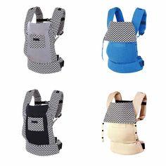 Portable Bébé Sling Wrap Ergonomique Bébé Transporteurs À Dos Coton  Infantile Nouveau-Né Siège Pour b1176ff654a