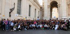 Santa Messa in Vaticano e poi udienza pubblica con Papa Francesco. Oltre 700 tra studenti e dipendenti del Campus Bio-Medico presenti.
