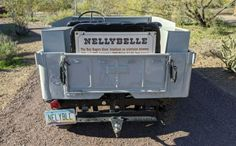Gallery - nellybelle II back Roy Rogers, Jeep Cj, Happy Trails, Barn Finds, Outdoor Decor, Home Decor, Decoration Home, Room Decor, Home Interior Design