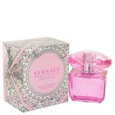 Bright Crystal Absolu by Versace Eau De Parfum Spray 3.4 oz Women