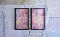 La mostra consente un approccio esaustivo agli elementi poetici del lavoro di Maurizio Donzelli, da sempre concentrato su alcuni punti focali dell'operazione artistica: il concetto del disegno, la rivelazione dell'immagine, l'ineluttabilità dell'osservatore nella definizione dell'opera,