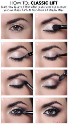12 wunderbare Augen Make-up-Ideen für den Sommer 2018 – Make-up-Tipps - New Site 12 wunderbare Augen Make-up-Ideen für den Sommer 2018 - Make-up-Tipps - - 12 idées de maquillage des yeux magnifiques pour l'été 2018 - Astuces Maquillage 12 schöne Augen Mak Eye Shape Makeup, Eye Makeup Steps, Natural Eye Makeup, Natural Eyes, Smokey Eye Makeup, Eyeshadow Makeup, Dark Eyeshadow, Eyeshadow For Hooded Eyes, Natural Beauty