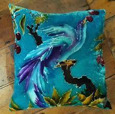 blue silk velvet cushions - Google Search Velvet Cushions, Tie Dye Skirt, Silk, Google Search, Blue, Silk Sarees
