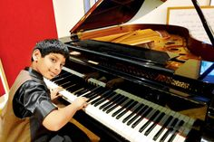 Chennai's 11-year-old Jacob Samuel is a musical prodigy, who will soon be performing in Mumbai as part of a young talent concert (for Western music) that will be organised by NCPA