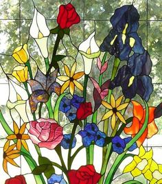 I will have some sort of stained glass adornment in my home one day. TRUTH.