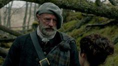 Graham McTavish as Dougal MacKenzie Episode 1x05 - Rent - Outlander