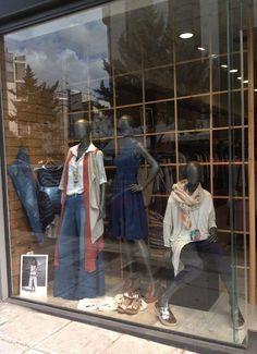 Window Displays, Ss16, Helmet, Painting, Art, Store Windows, Craft Art, Shop Displays, Paintings