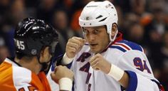 Derek Boogaard died last May of an accidental overdose of painkillers and alcohol. (AP Photo)