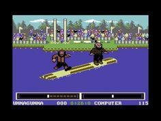 ▶ World Games - C64 (Epyx 1986) - YouTube