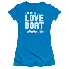 Love Boat: I'm On A Junior T-Shirt