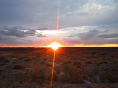 Sunset in the East Sand Dunes Citizens Proposed Wilderness in the Red Desert of Wyoming #wilderness #reddesertwy #BCAWY