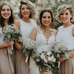 These are some of the strongest women I know. Little did I know that one day my little sisters would become my most cherished friends. I am thankful for the 3 of you & I am so excited I get to see y'all tomorrow ♥️ National Womens Day, Chloe Brown, Brown Shorts, Bridesmaid Dresses, Wedding Dresses, Little Sisters, Strong Women, My Hair, Curls