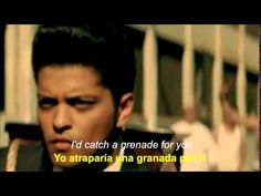 Bruno Mars - Granade (Sub Español - Ingles)