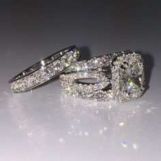 Only if i meet the right guy & With this ring,  i do...