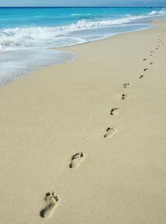 Feet in the Sand Kinda Girl!