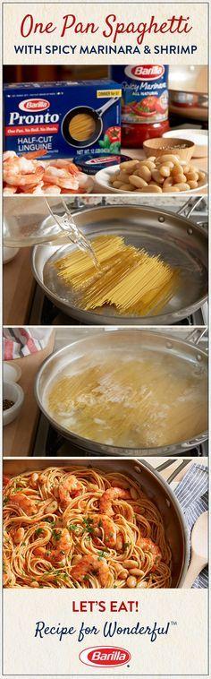 recipe: spaghetti squash with spicy marinara [34]