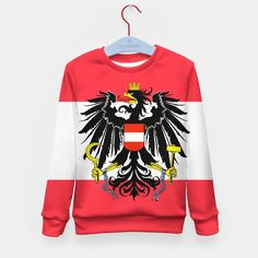 AUSTRIA Kid's Sweater
