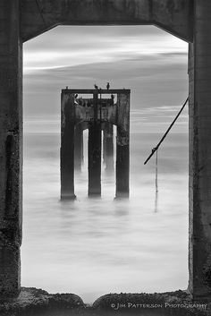 A Glimpse of History - Davenport, California by Jim Patterson Photography