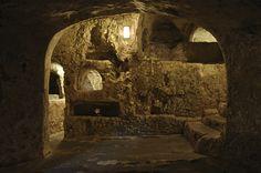 underground catacombs - Google Search